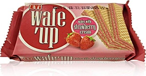 Eti Wafe'up Strawberry 40 g