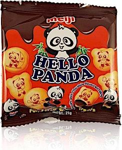 Hello Panda Fun Filled Biscuite Treats 21 g