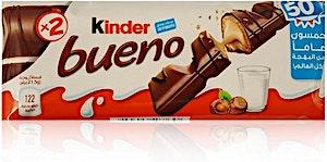 Kinder Bueno Chocolate 43 g