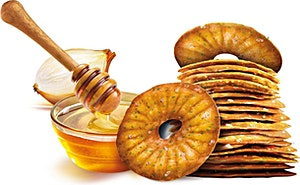 Elephant Honey Mustard And Onion 70 g
