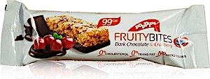 Poppins Fruity Bites Dark Chocolate & Cranberry 25 g