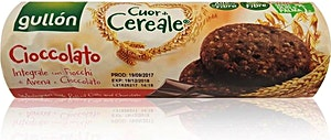 Gullon Wholegrain with Rolled Oats & Chocolate 280 g