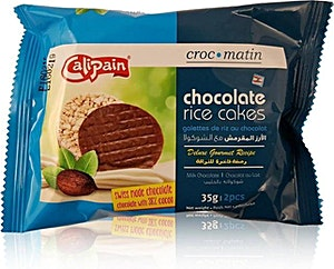 Calipian Chocolate Rice Cake 2's