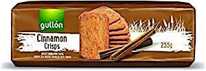 Gullon Cinnamon Crisps  235 g