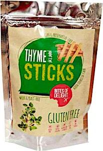Bites of Delight Thyme Sticks 80 g