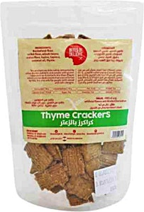 Bites of Delight Thyme Crackers 80 g