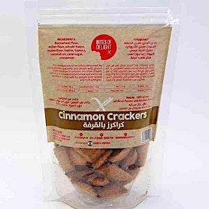 Bites of Delight Cinnamon Crackers 80 g