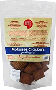 Bites of Delight Molasses Crackers 80 g