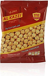 Al Kazzi Yellow Chickpeas 25 g