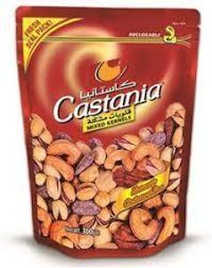 Castania Mixed Kernels 345 g