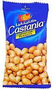 Castania Peanuts 20 g