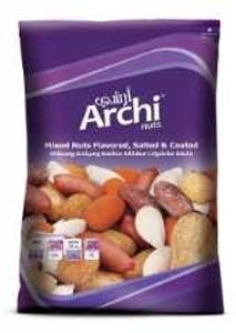 Archi Mixed Nuts Flavored & salted & coated 225 g