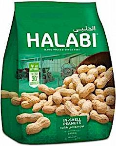 Halabi Peanuts Shell 150 g