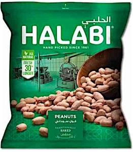 Halabi Peanuts 100 g