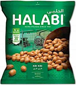 Halabi KriKri Peanuts 90 g