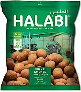 Halabi KriKri Peanut Smoked 30 g