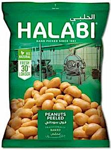 Halabi Peanuts Peeled 20 g