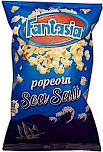 Fantasia Popcorn Sea Salt 60 g