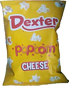 Dexter Popcorn Cheese 20 g