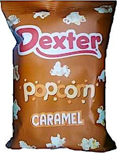 Dexter Popcorn Caramel 35 g
