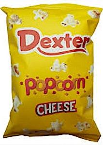 Dexter Popcorn Cheese 60 g