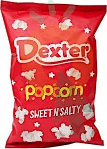 Dexter Popcorn Sweety & Salty 80 g
