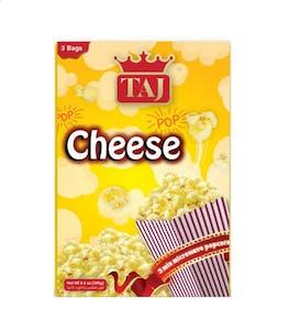 Taj Microwave Popcorn Cheese Flavour 3 Bags 240 g