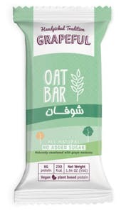 Grapeful Oat Bar 55 g