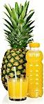 Ananas Juice Bottle