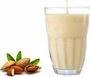 Milk & Almond Juice Bottle