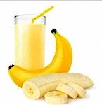 Milk & Banana Juice Bottle