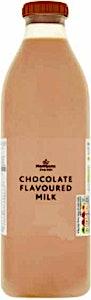 Milk Chocolate Juice Bottle