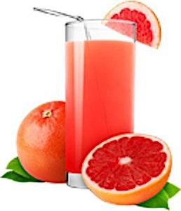 Grapes Juice Bottle