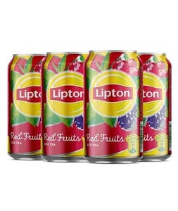 Ice Tea Red Fruits 320 ml (5+1 Free)