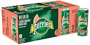 Perrier Grapefruit Can 0.25 L - Pack of 10