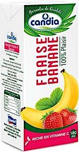 Candia Nectar Fraise & Banana 180 ml