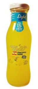 California Garden Light Pineapple & Vitamin C - 250 ml