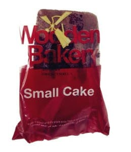 Wooden Bakery Small Cake Chocolate 50 g