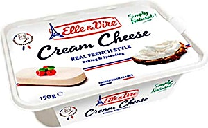 Elle & Vire Cream Cheese 150 g