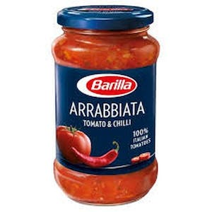 Barilla Sauce Arrabbiata & Chilli Peppers 400 g