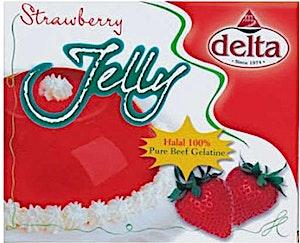 Delta Jelly Strawberry 85 g