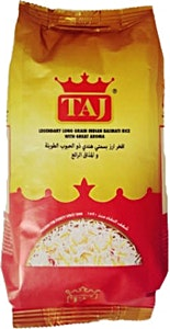 Taj Long Basmati Rice with Aroma 800 g