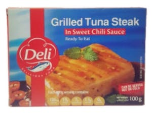 Deli Grilled Tuna Steak in Sweet Chili Sauce 100 g