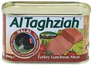 Taghziah Luncheon Turky Meat 200 g