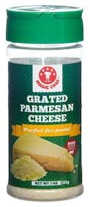 Magic Chef Grated Parmesan Cheese 85 g
