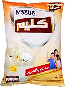 Klim Milk Powder Pouch 750 g