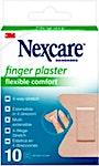 Nexcare Finger Plasters 3M 10's