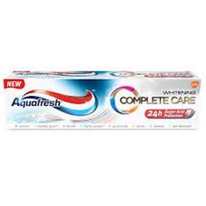 Aquafresh Toothpaste Complete Care Whitening 100 ml