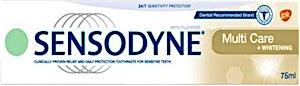 Sensodyne Toothpaste Multi Care & Whitening 75 ml