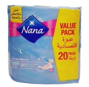 Nana Maxi Goodnight 20's Economy Pack